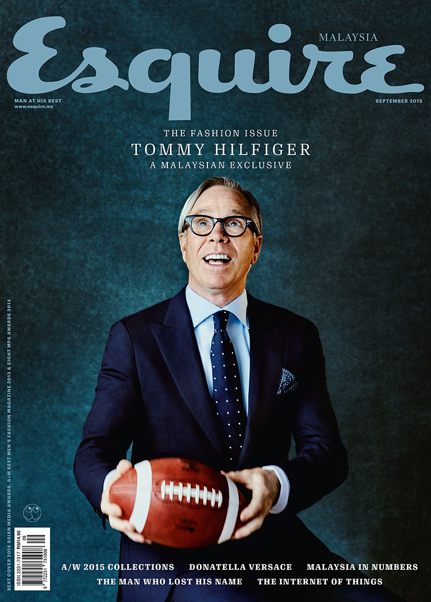 Tommy Hilfiger, Esquire
